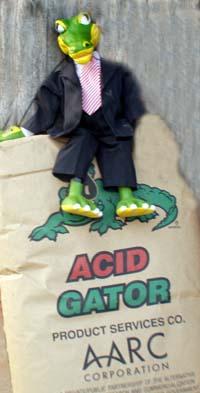 Acid Gator  Part No: GS-15